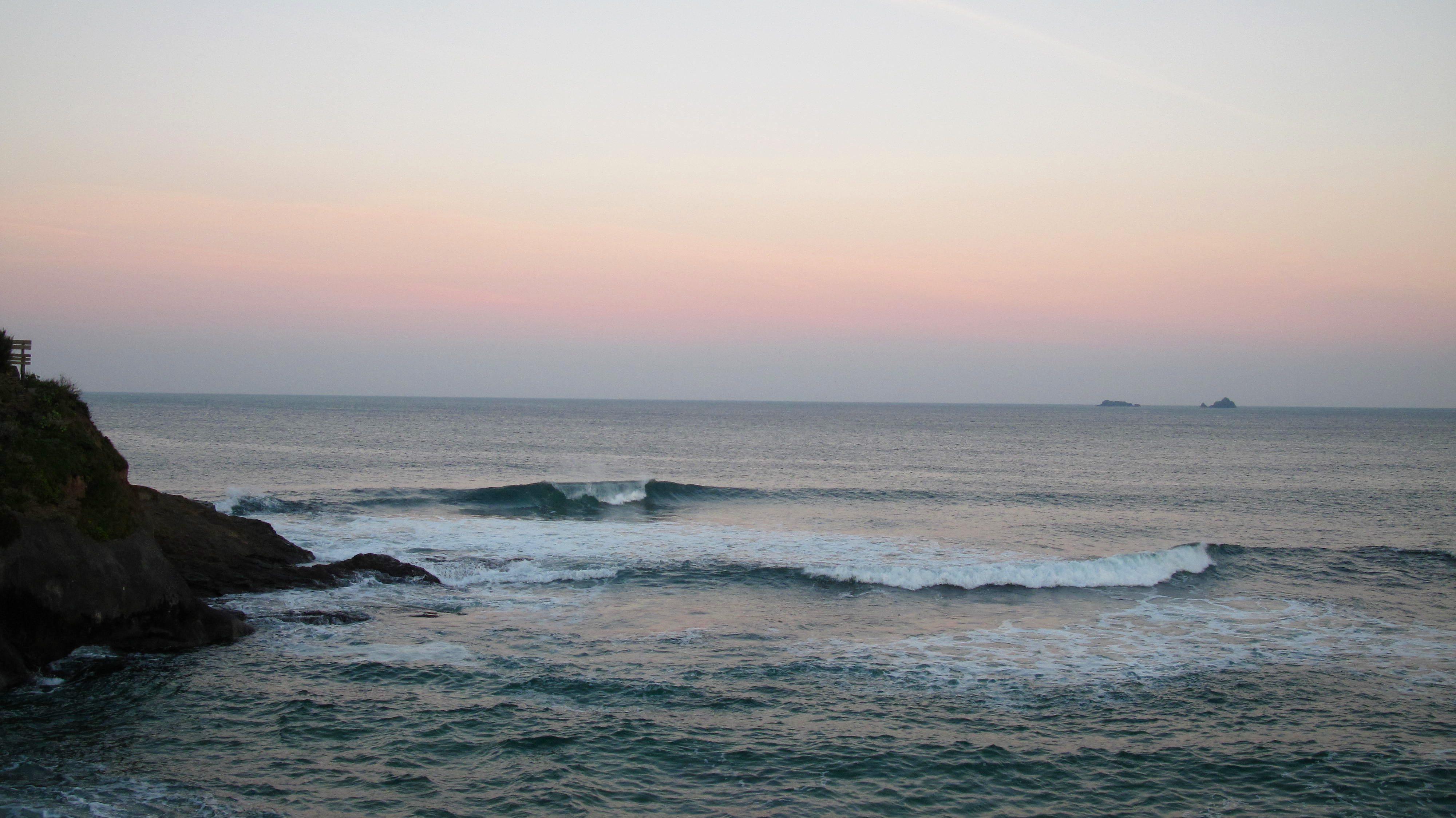 Surf Report for Wednesday 30th September 2015
