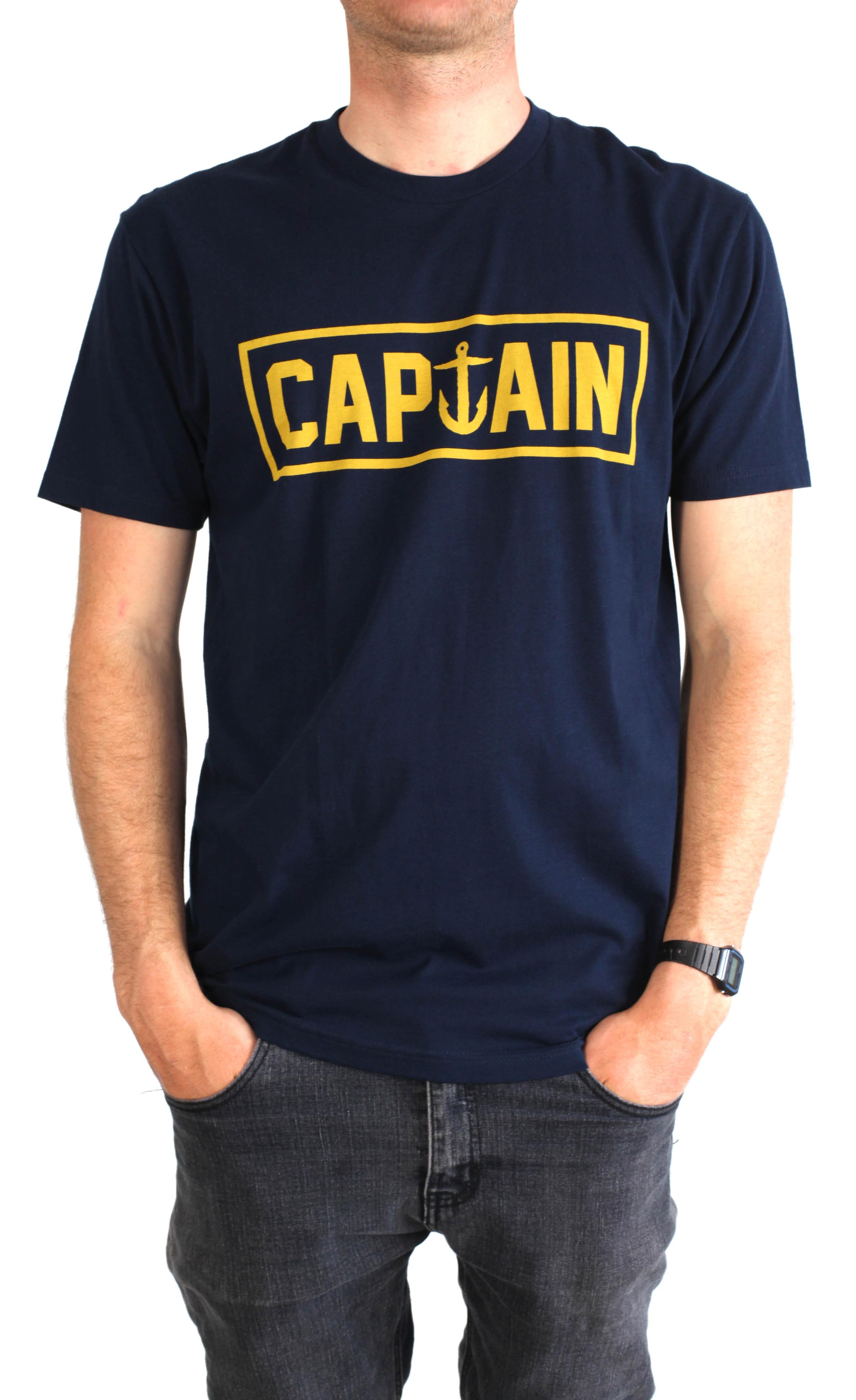 f58090b71 CAPTAIN FIN CO. CAPTAIN TEE